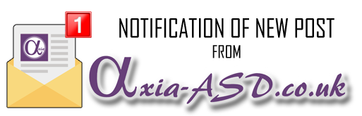 """Sign up for """"New Post"""" Notifications from Axia ASD"""