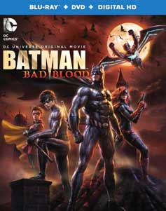 Batman: Bad Blood - Review