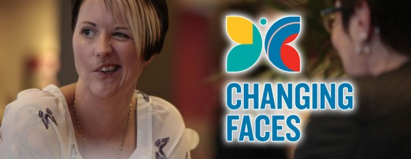 Changing Faces - new website