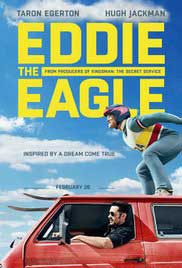 Eddie the Eagle - Review