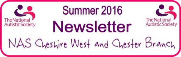 NAS Cheshire West and Chester Branch Newsletter