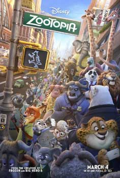 Zootropolis (2016) - Review