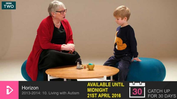 "Horizon - 2014: ""Living with Autism"""