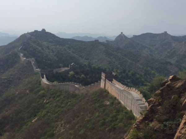 Charity Challenge – The Great Wall of China - Update