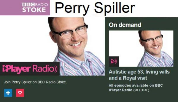 BBC Radio Stoke Feature