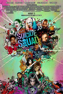 Suicide Squad - Review