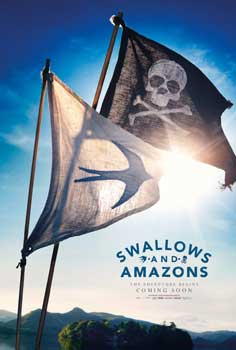 Swallows And Amazons (2016) - Review