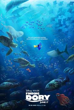 Finding Dory - Review