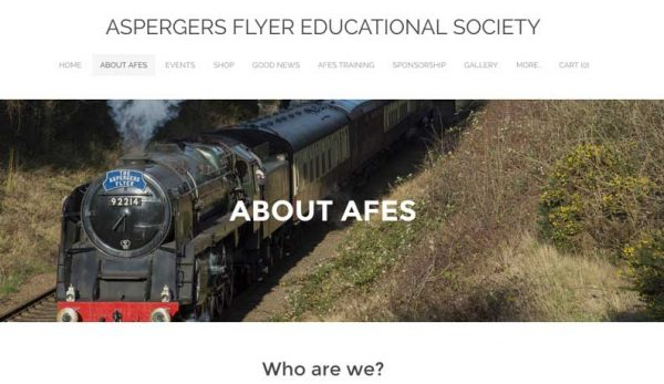 Aspergers Flyer Educational Society