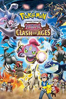 Pokemon The Movie: Hoopa And The Clash Of Ages - Review