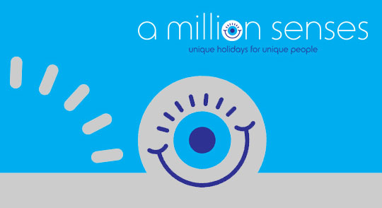 A Million Senses - holidays for individuals with ASD and their families