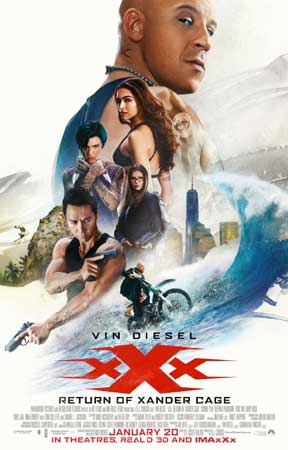 xXx: The Return Of Xander Cage - Review