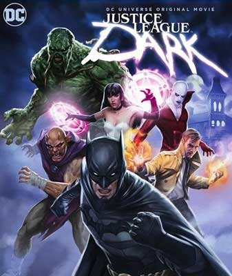 Justice League Dark - Review