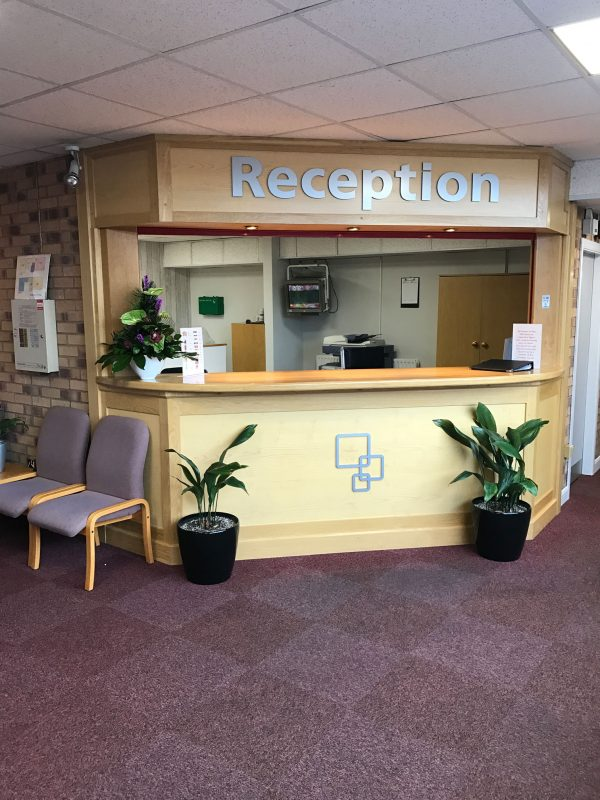 Our Consultation Rooms & Reception