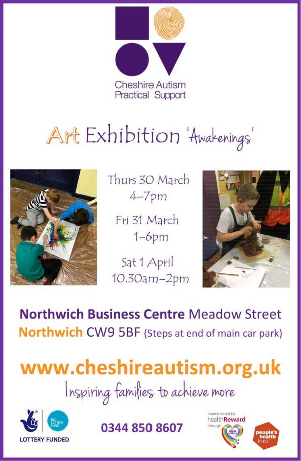 ChAPS Art Exhibition - 'Awakenings'