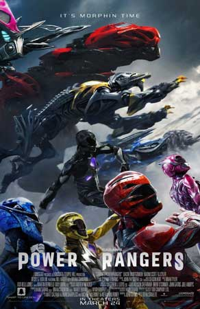 Power Rangers (2017) - Review