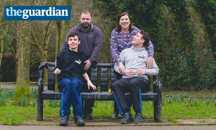 """The Guardian: """"Out and about with autism"""""""