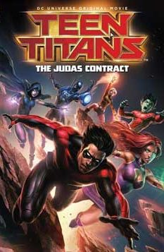 Teen Titans: The Judas Contract - Review