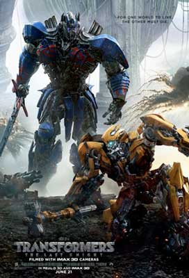 Transformers: The Last Knight - Review