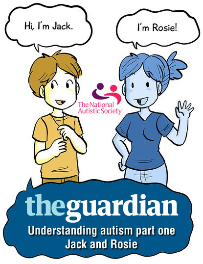 Understanding autism part one – Jack and Rosie