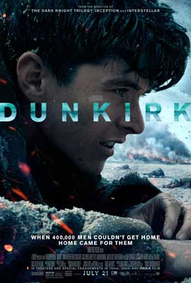 Dunkirk and Yu-Gi-Oh! Dark Side of Dimensions - Reviews