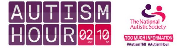 The National Autistic Society's Autism Hour - Nearly 5,000