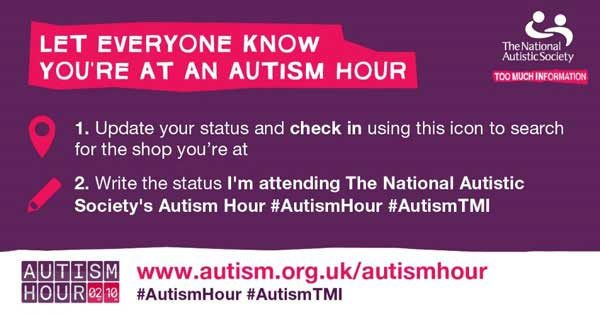 7949 Hours - The National Autistic Society