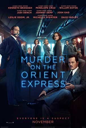 Murder On The Orient Express (2017) - Review