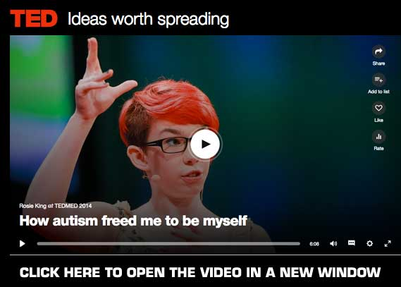 How autism freed me to be myself - Ted talk