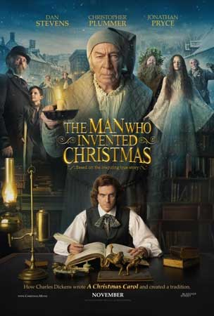 The Man Who Invented Christmas - Review
