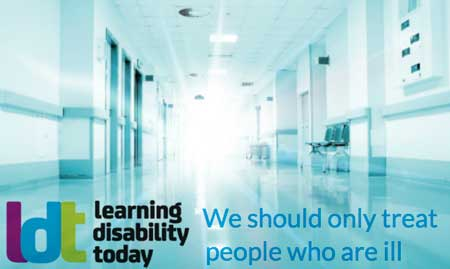 LDT - We should only treat people who are ill