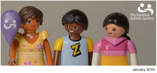 Join the NAS and PLAYMOBIL for World Autism Awareness Week