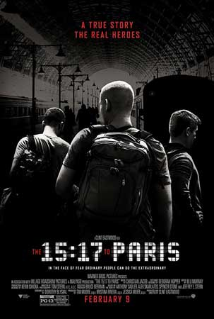 The 15:17 To Paris - Review