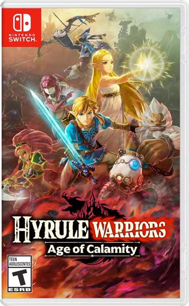 Hyrule Warriors Age Of Calamity Game Review Axia Asd